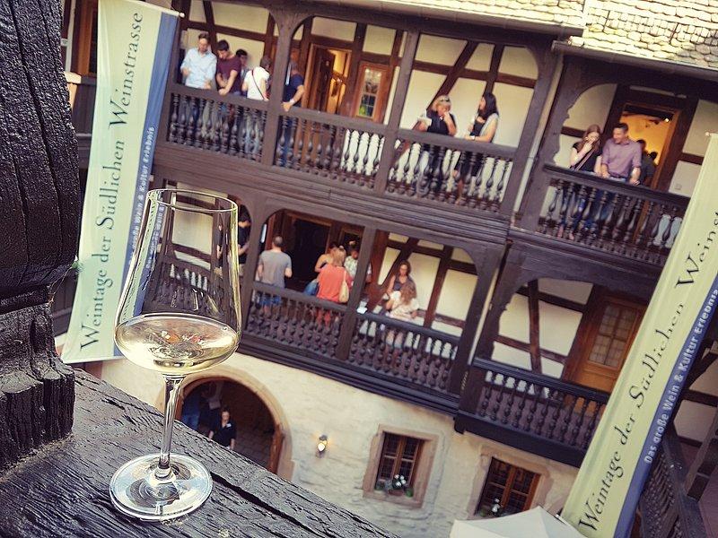 Frank Loebsches Haus Weintage